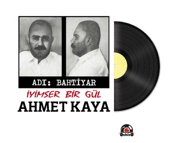 Satilik Plak Ahmet Kaya Adı Bahtiyar Plak Kapak