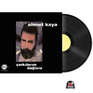 Satılık Plak Ahmet Kaya Şarkılarım Dağlara Plak Kapak