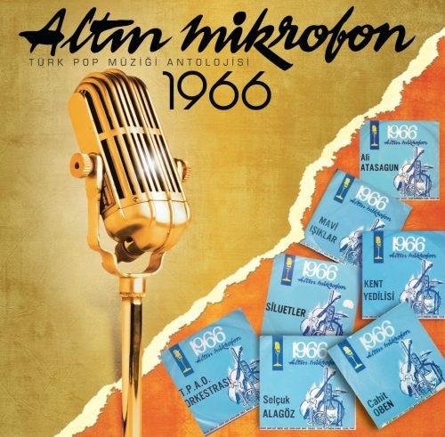 Satılık Plak Altın Mikrofon 1966 Plak Ön Kapak