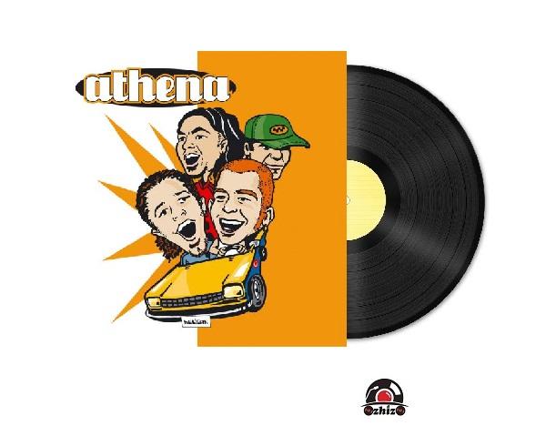 Satılık Plak Athena Holigan Plak Kapak
