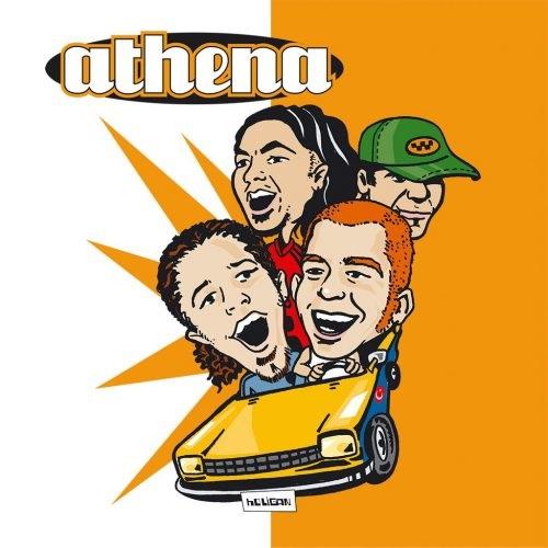 Satılık Plak Athena Holigan Plak Ön