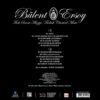 Satılık Plak Bülent Ersoy Türk Sanat Müziği Plak Arka