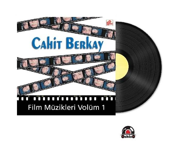 Satilik Plak Cahit Berkay Film Müzikleri Volüm 1 Plak Kapak
