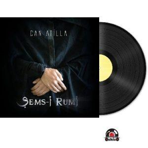 Satilik Plak Can Atilla Şems i Rumi Plak Kapak