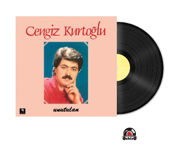 Satilik Plak Cengiz Kurtoğlu Unutulan Plak Kapak