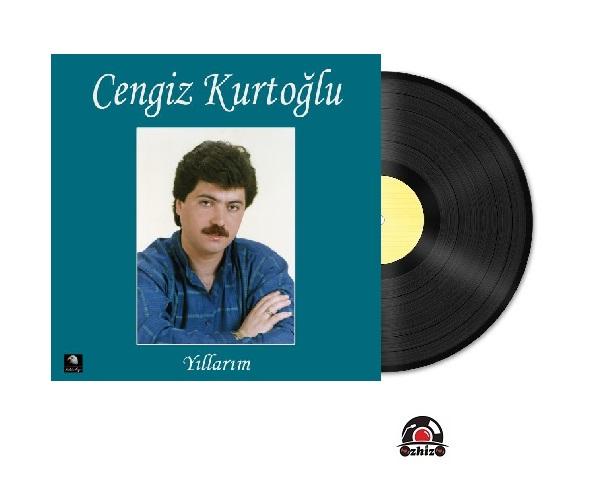 Satilik Plak Cengiz Kurtoğlu Yıllarım Plak Kapak