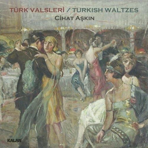 Satılık Plak Cihat Aşkın Türk Valsleri Plak Ön
