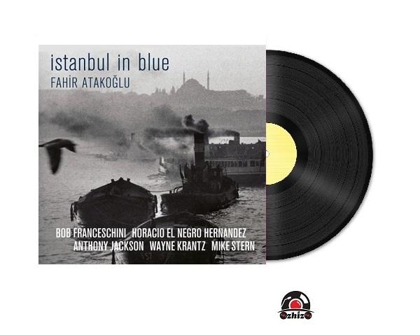 Satilik Plak Fahir Atakoğlu İstanbul İn Blue Plak Kapak