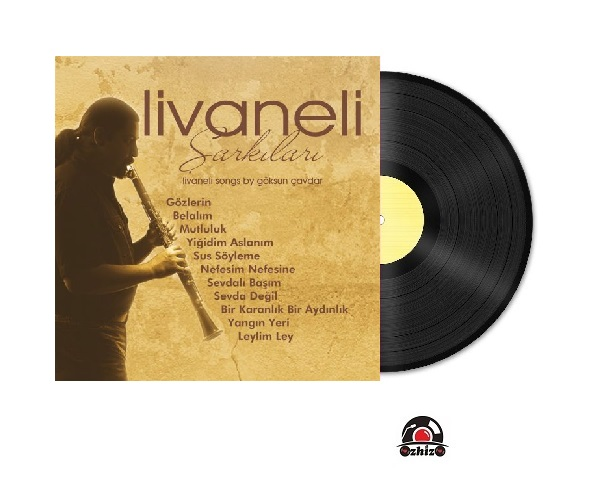 Satilik Plak Göksun Çavdar Livaneli Şarkıları Plak Kapak