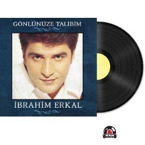 Satılık Plak İbrahim Erkal Gönlünüze Talibim Plak Kapak