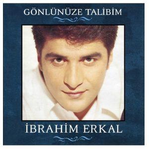 Satılık Plak İbrahim Erkal Gönlünüze Talibim Plak Ön Kapak