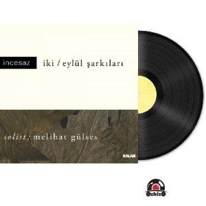 Satilik Plak İncesaz Eylül Şarkıları Plak Kapak