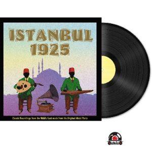 Satilik Plak İstanbul 1925 Plak Kapak
