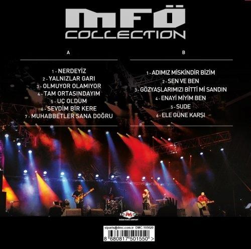 Satılık Plak MFÖ Collection Plak Arka Kapak