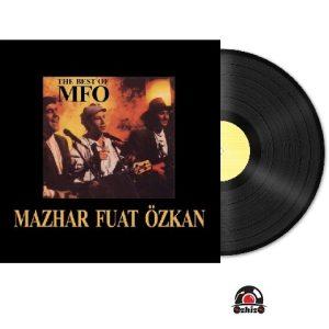 Satılık Plak Mazhar Fuat Özkan The Best Of MFÖ Plak Kapak
