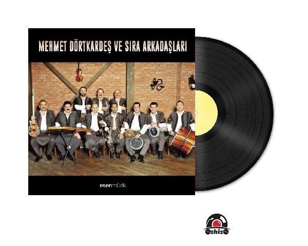 Satilik Plak Mehmet Dörtkardeş ve Sıra Arkadaşları Plak Kapak