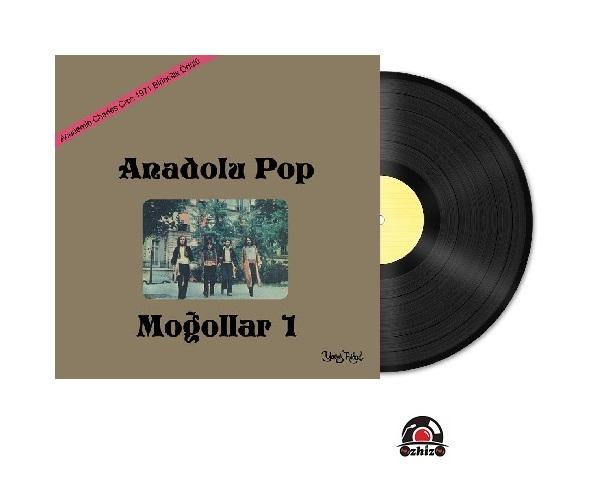 Satilik Plak Moğollar Anadolu Pop Plak Kapak