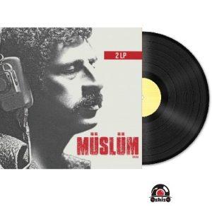 Satilik Plak Müslüm Film Müzikleri Plak Kapak