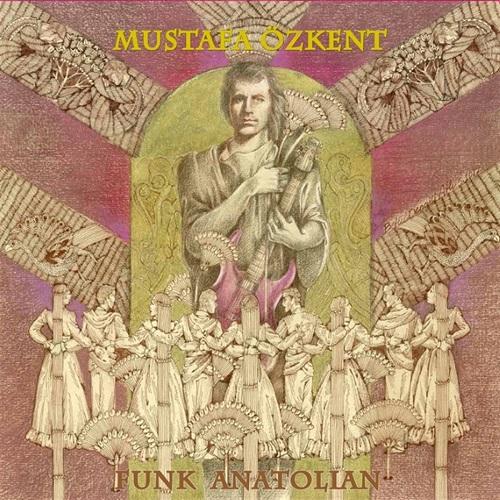 Satılık Plak Mustafa Özkent Funk Anatolian Plak Ön