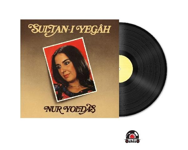 Satılık Plak Nur Yoldaş Sultani Yegah Plak Kapak