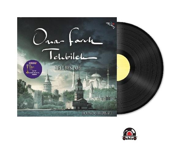 Satilik Plak Omar Faruk Tekbilek The Best Of Sound Of İstanbul Plak Kapak