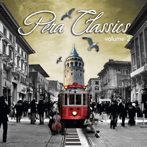 Satılık Plak Pera Classics 2 Plak Ön