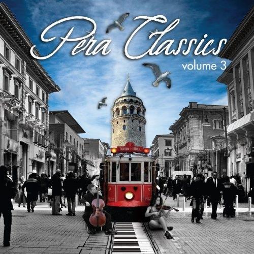 Satılık Plak Pera Classics 3 Plak Ön