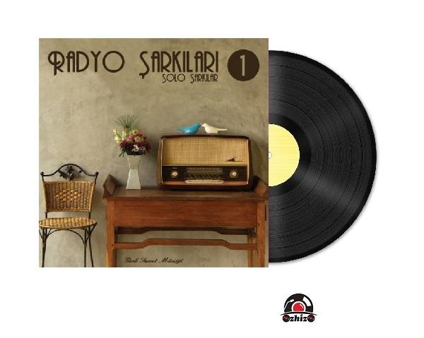 Satilik Plak Radyo Şarkıları 1 Plak Kapak