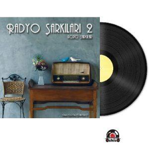 Satilik Plak Radyo Şarkıları 2 Plak Kapak