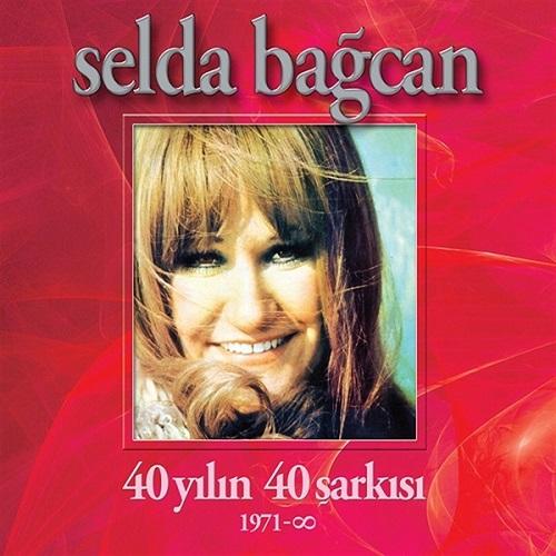 Satılık Plak Selda Bağcan 40 Yılın Şarkıları Plak Ön