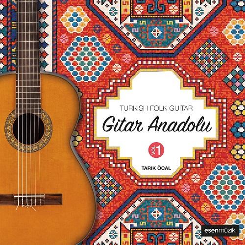 Satılık Plak Tarık Öcal Gitar Anadolu Plak Ön