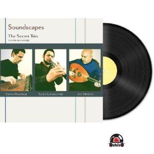 Satilik Plak The Secret Trio Soundscapes Plak Kapak