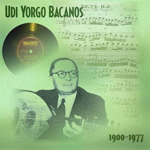 Satılık Plak Udi Yorgo 1900 1977 Plak Ön