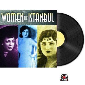 Satilik Plak Woman of İstanbul Plak Kapak