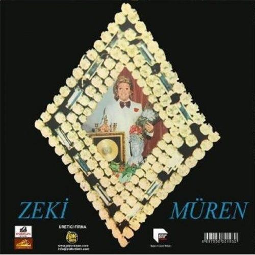 Satılık Plak Zeki Müren Türk Sanat Müziği Klasikleri Plak Arka Kapak