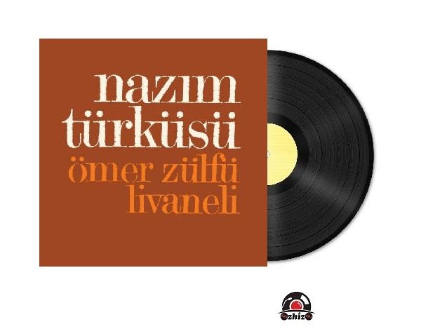 Satilik Plak Zülfü Livaneli Nazım Türküsü Plak Kapak