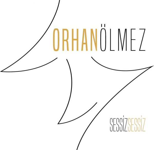 Satılık CD Orhan Ölmez Sessiz Sessiz CD Ön Kapak