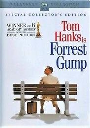 Satılık DVD Forrest Gump DVD Film Ön Kapak