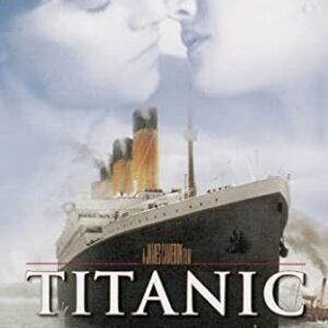 Satılık DVD Titanik DVD Film Ön Kapak