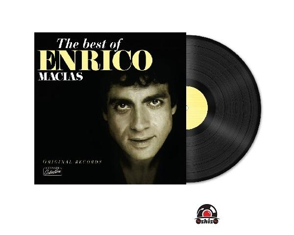 Satılık Plak Enrico Macias The Best Of Enrico Macias Plak Kapak