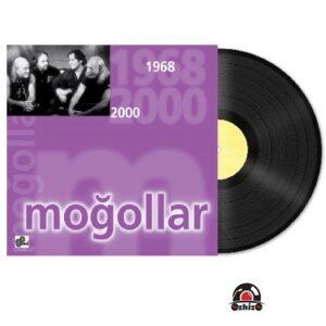 Satılık Plak Moğollar 1968-2000 Plak Kapak