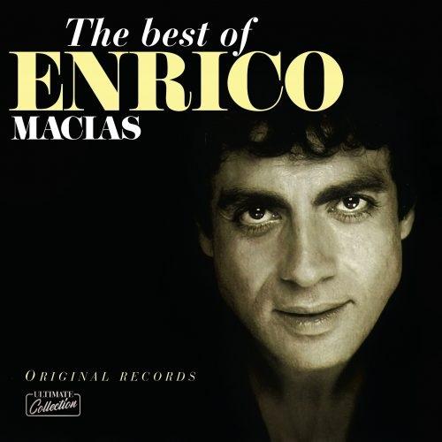 Satılık Plak The Best Of Enrico Macias Plak Ön Kapak