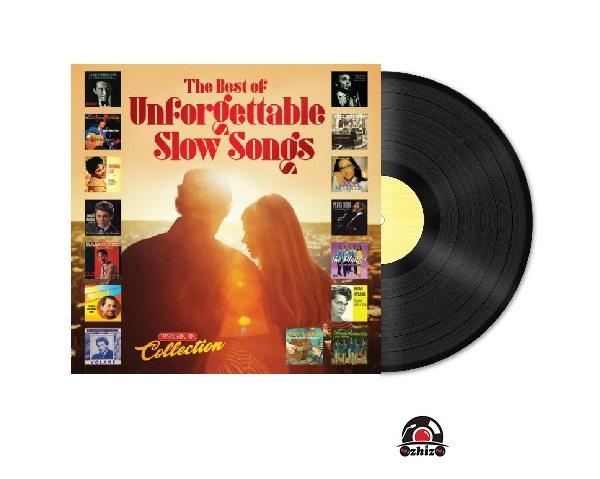 Satılık Plak The Best Of Unforgettable Slow Songs Plak Kapak