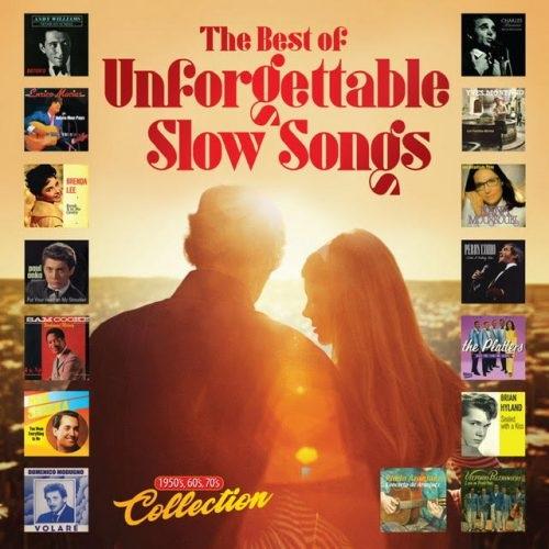 Satılık Plak The Best Of Unforgettable Slow Songs Plak Ön Kapak
