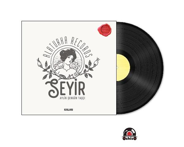 Satılık Plak Aylin Şengün Taşçı Alaturka Records Seyir Plak Kapak