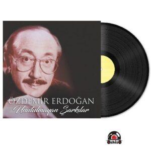 Satılık Plak Özdemir Erdoğan Unutulmayan Şarkılar Plak Kapak