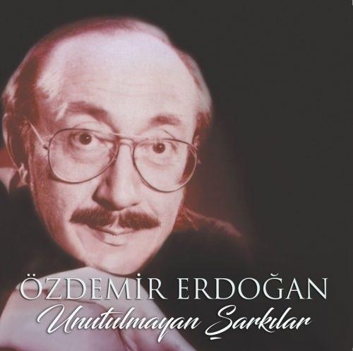 Satılık Plak Özdemir Erdoğan Unutulmayan Şarkılar Plak Ön Kapak