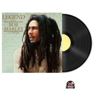 Satılık Plak Bob Marley Legend Plak Kapak
