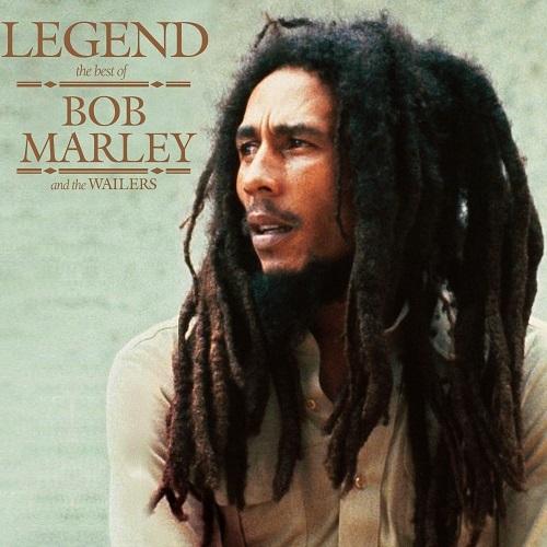 Satılık Plak Bob Marley Legend Plak Ön Kapak